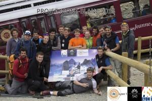 Projet Mont Blanc 2015